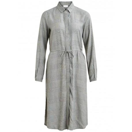VITEKLA LONG SHIRT DRESS
