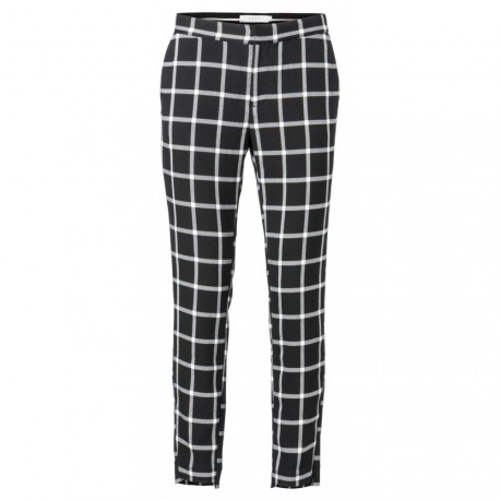 SLIM FIT 7/8 LENGTH TROUSERS