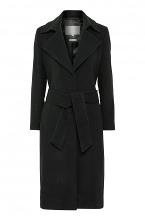 SAI BELTED COAT LONG OW