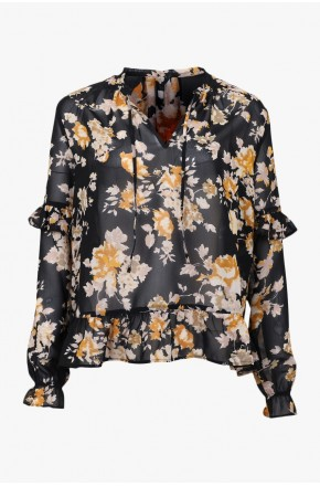 LAYLA FLOWER BLOUSE