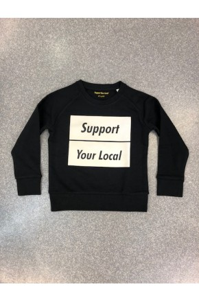 SUPPORT YOUR LOCAL KIDS SWEAT st702