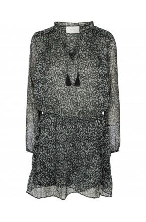 FLORA LEO DRESS