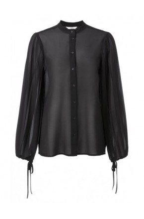 BLOUSE WITH BLISSE SLEEVES