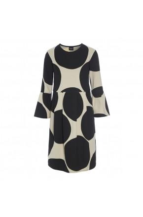 mega dot dress