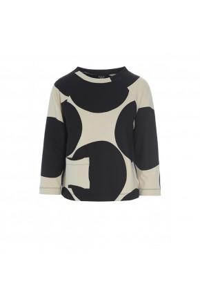 mega dot blouse
