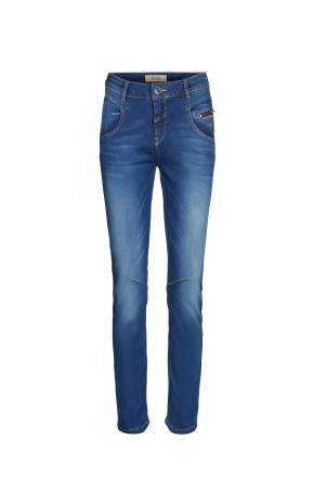 NELLY SATEEN JEANS