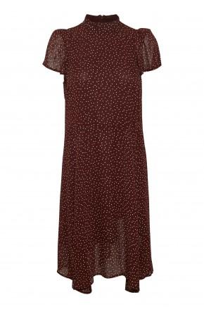 SAGA SHORT DRESS