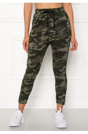 CAROLYN TRICOT PANTS CAMOUFLAGE