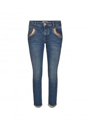 Naomi Cube Jeans
