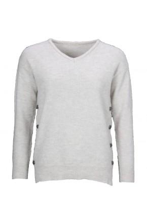 Vilda V-Neck Pullover