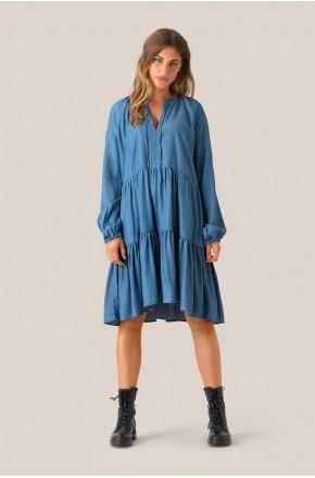 LILLA LS DRESS