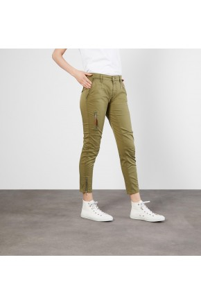 RICH cargo cotton pants