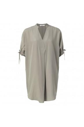 LYOCELL BLEND DRESS