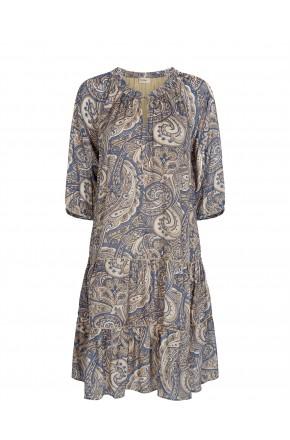 TINKA PAISLEY DRESS