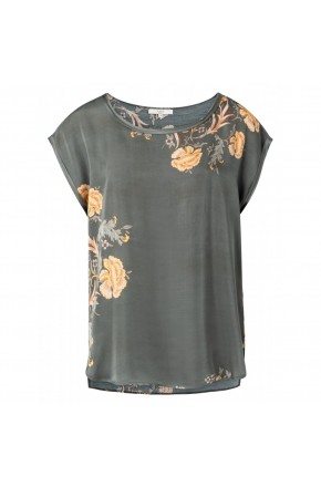 ROUND NECK T-SHIRT WITH PRINT