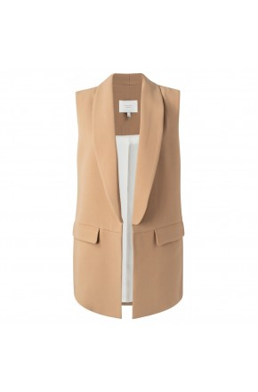GILET WITH POCKETS
