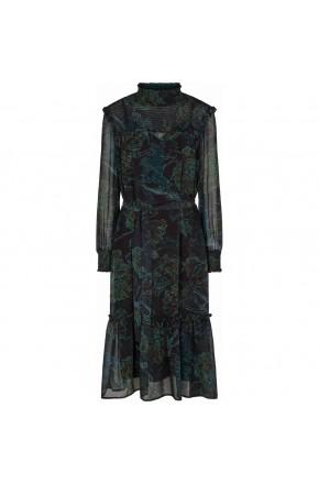 DELICATE JACOBIN DRESS