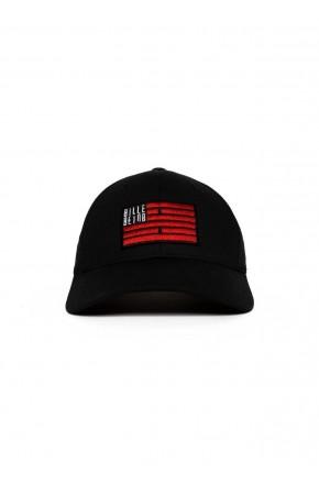 FLAG CURVE CAP