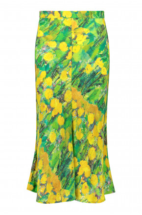 REIDAR frill skirt