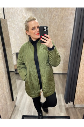 Sila Quilted Coat