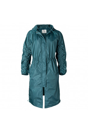Nylon parka jacket