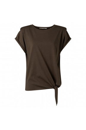 Top with shoulder detail