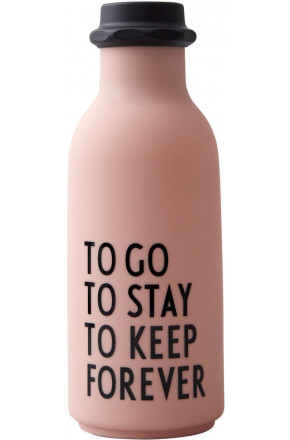 TO GO WATER BOTTLE nude