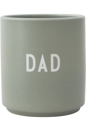 FAVOURITE CUPS dad/love green