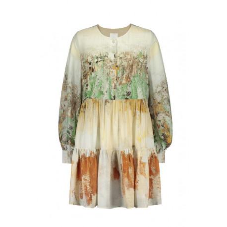 Reidar prairie mini dress