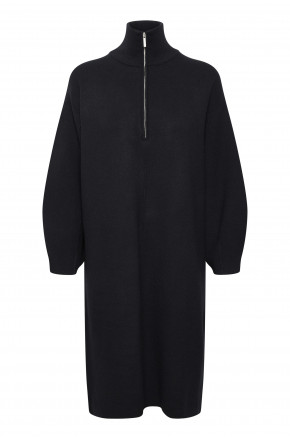 TALLIGZ ZIPPER DRESS
