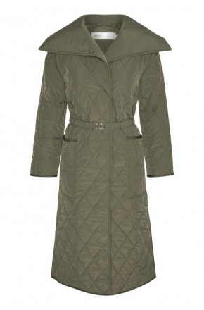 CALLASIW QUILTED JACKET